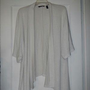 White H by Halston open cardigan, 1x